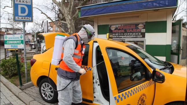 Beykoz'da Koronavirüs Mesaisi Aralıksız Sürüyor