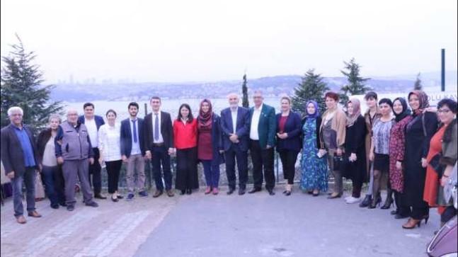 Beykoz Toplum Ruh Sağlığı Merkezi'nde Balık Ziyafeti