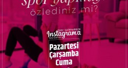 Beykozlu Kadınlar Instagram'da Sporla Buluşuyor