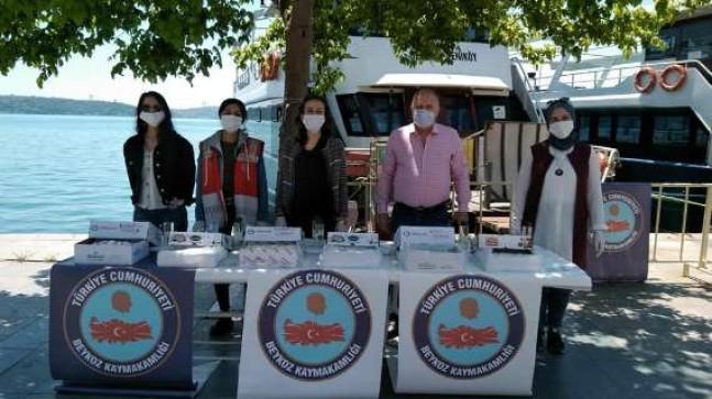 Kaymakam Ahmet Katırcı'dan Bayramlaşma