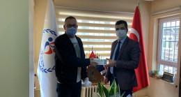 """Bülent Küçük: """"Maskeler sporcularımıza ulaştırıldı!."""""""