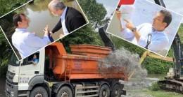 İBB Riva Deresi Islah Çalışmalarına Başladı (Videolu Haber)