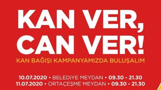 "M. Hanefi Dilmaç: ""Kan ver, can ver!"""