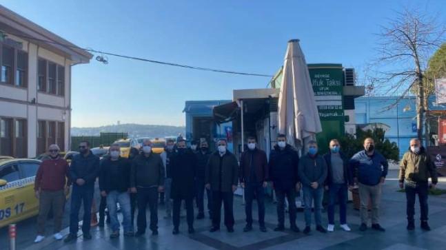 Hanefi Dilmaç: Taksici esnafımızın her daim yanındayız!
