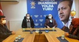 MHP Beykoz'dan hayırlı olsun ziyareti