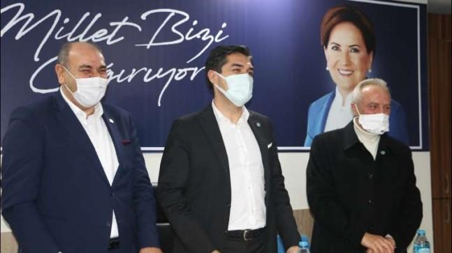 K. Adnan GÜNER artık İYİ Parti'de