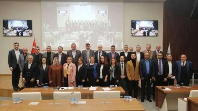2020 Yılı Son Meclis Toplantısı Yapıldı