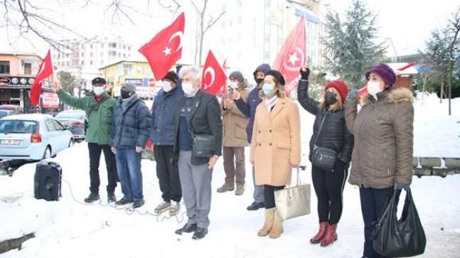 """Vatan Partisi'nden """"GARA Katliamı"""" açıklaması"""