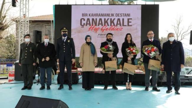 Çanakkale Zaferi'nin 106. Yılında Beykoz'dan Şehitlik Türküleri Yükseldi