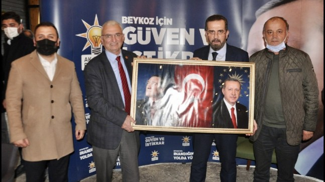 Hanefi Dilmaç Beykoz'un muhtarlarını dinledi!