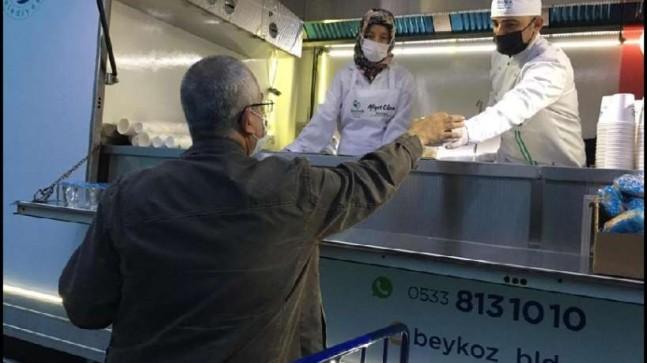 RAMAZAN SEVİNCİ BEYKOZ'U SARACAK