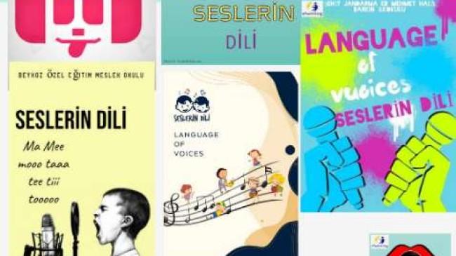 Özel Çocuklarımız için 'Seslerin Dili' projesi