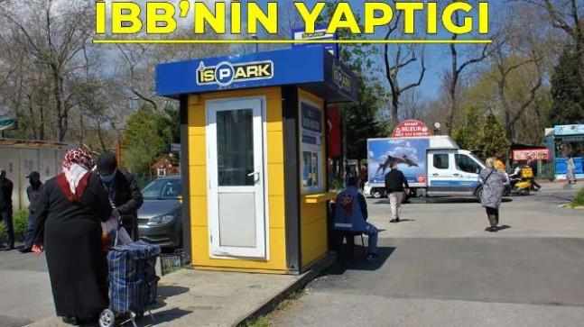 "AK Parti Beykoz'dan İBB'ye: ""Yalıköy Pazar yeri otoparkı İSPARK yapamazsınız!.."""