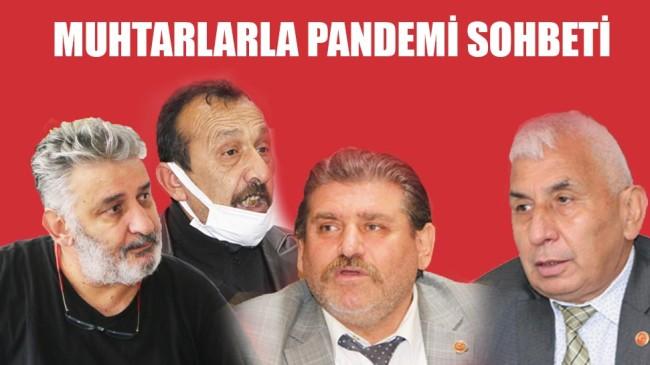 1 Yıllık Pandemi Sürecinde Tokatköy, Soğuksu ve Baklacı Mahallelerindeki Son Durumlar