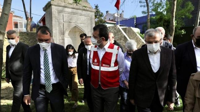 """İmamoğlu açıkladı: """"Rumeli ve Anadolu Hisarları'nda restorasyon çalışmaları başladı"""""""