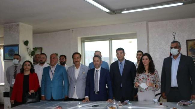 DEVA Partisi Beykoz'da Doğu Karadenizliler ile buluştu