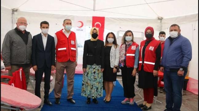 İstanbul'un 41 noktasında 'Kan Bağışı Kampanyası' düzenlendi