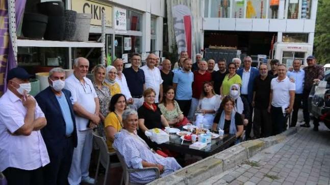 """Rizeliler Derneği'nden Prof. Dr. Şaban Şimşek'e """"Üstün Hizmet Ödülü"""""""