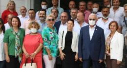 İYİ Parti Milletvekilleri Beykoz'un sorunlarını dinledi
