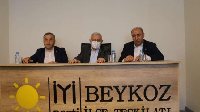 İYİ Parti Milletvekillerinin Beykoz Çıkarması