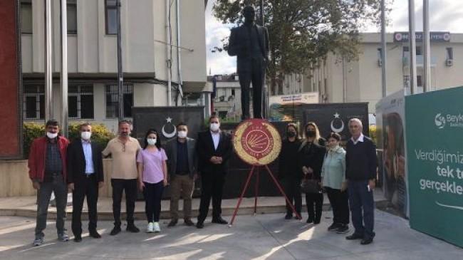 CHP'nin 98. yıl dönümü Beykoz'da kutlandı