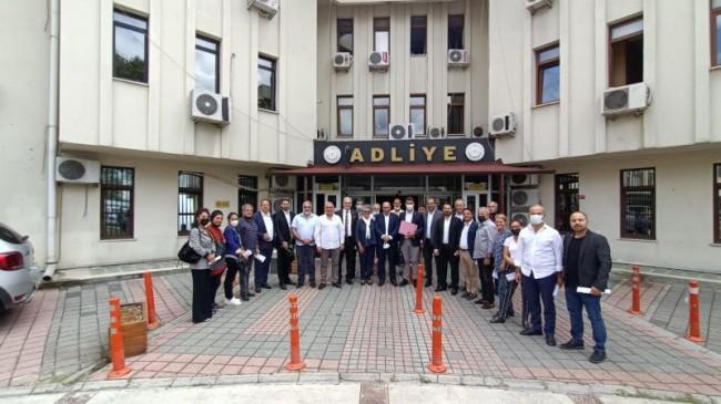 İYİ Parti'den AK Partili Cahit Özkan hakkında suç duyurusu
